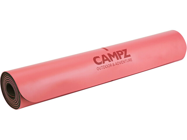CAMPZ PU Position Line Esterilla de Yoga L, rojo